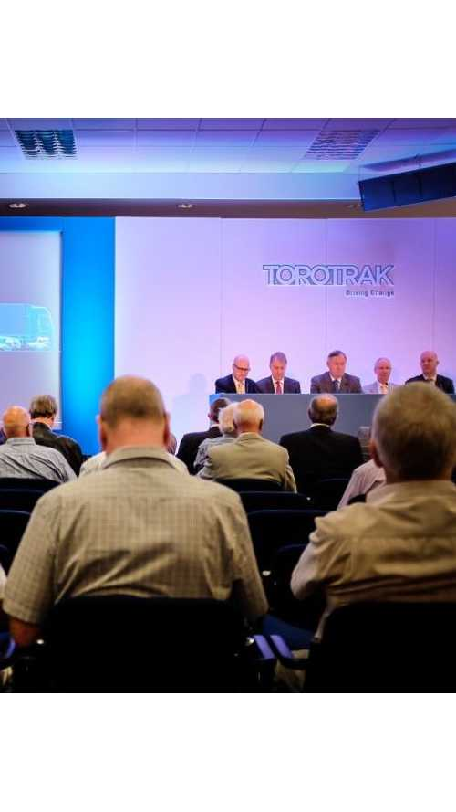 Torotrak CEO at Automotive Cleantech Conference: Electric Vehicles Steer