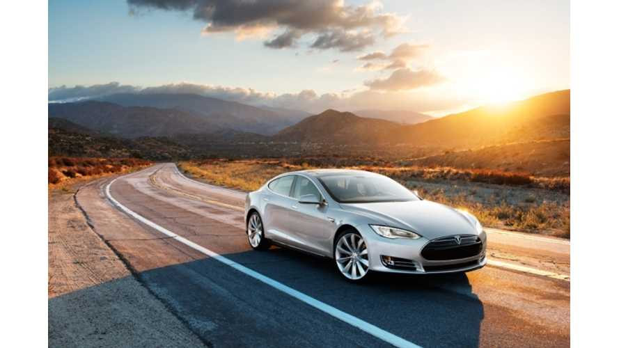Tesla Gearing Up For First Model S Sales in China; Musk Says China is a