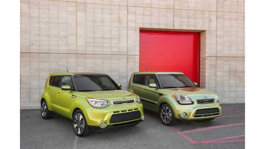 2015 Kia Soul EV Test Drive Review
