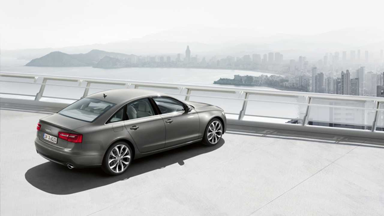 Strangely Enough Out Of 6,361 Image Files In Our Library, We Had To Go Out And Source A Picture Of The Audi A6 TDI...and oh by the way, it gets 24 MPG in the city