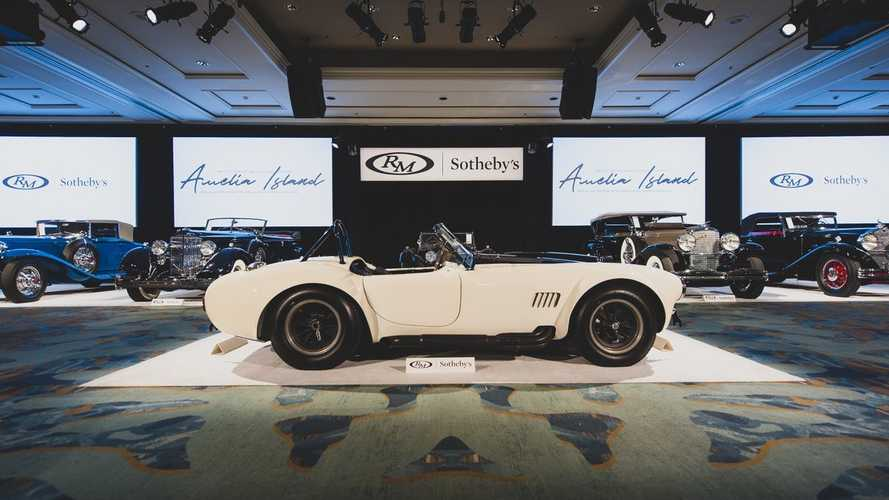 Watch RM Sotheby's Friday Night Auctions at Amelia Island Right Here