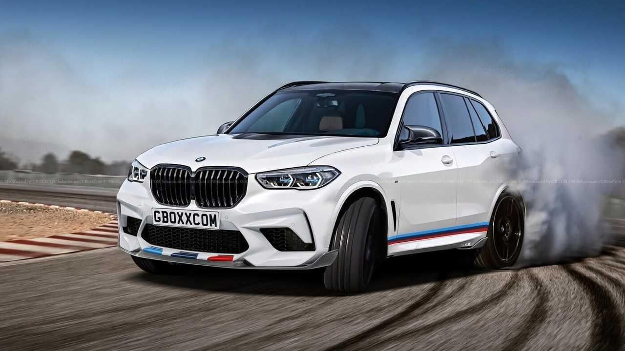 7.- BMW X5 M