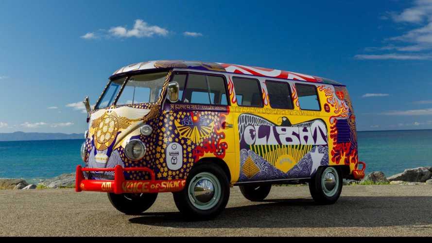 """Volkswagen """"Light"""" Bus: Eine Hippie-Ikone ist zurück"""