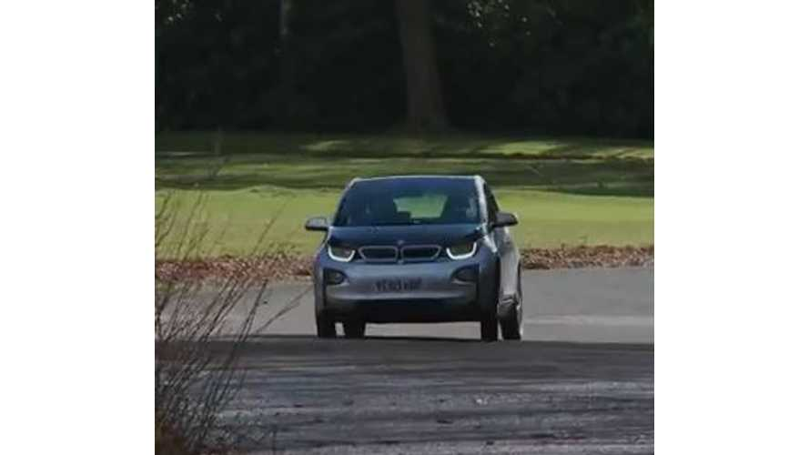 Video: Autocar - Is the BMW i3 REx Better Than a Tesla Model S in the Real World?