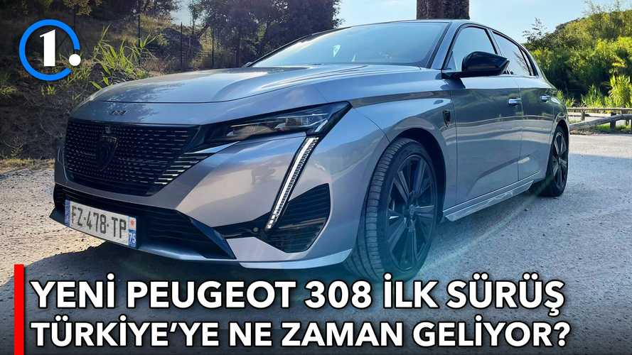 2021 Peugeot 308 1.2 PureTech GT  | İlk Sürüş