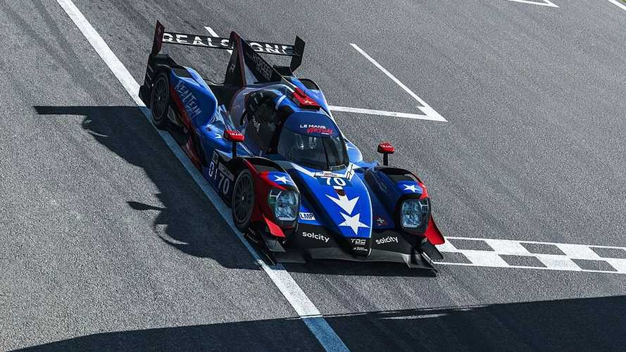 Realteam Hydrogen Redline, Porsche win Le Mans Virtual Series Round 1 at Monza
