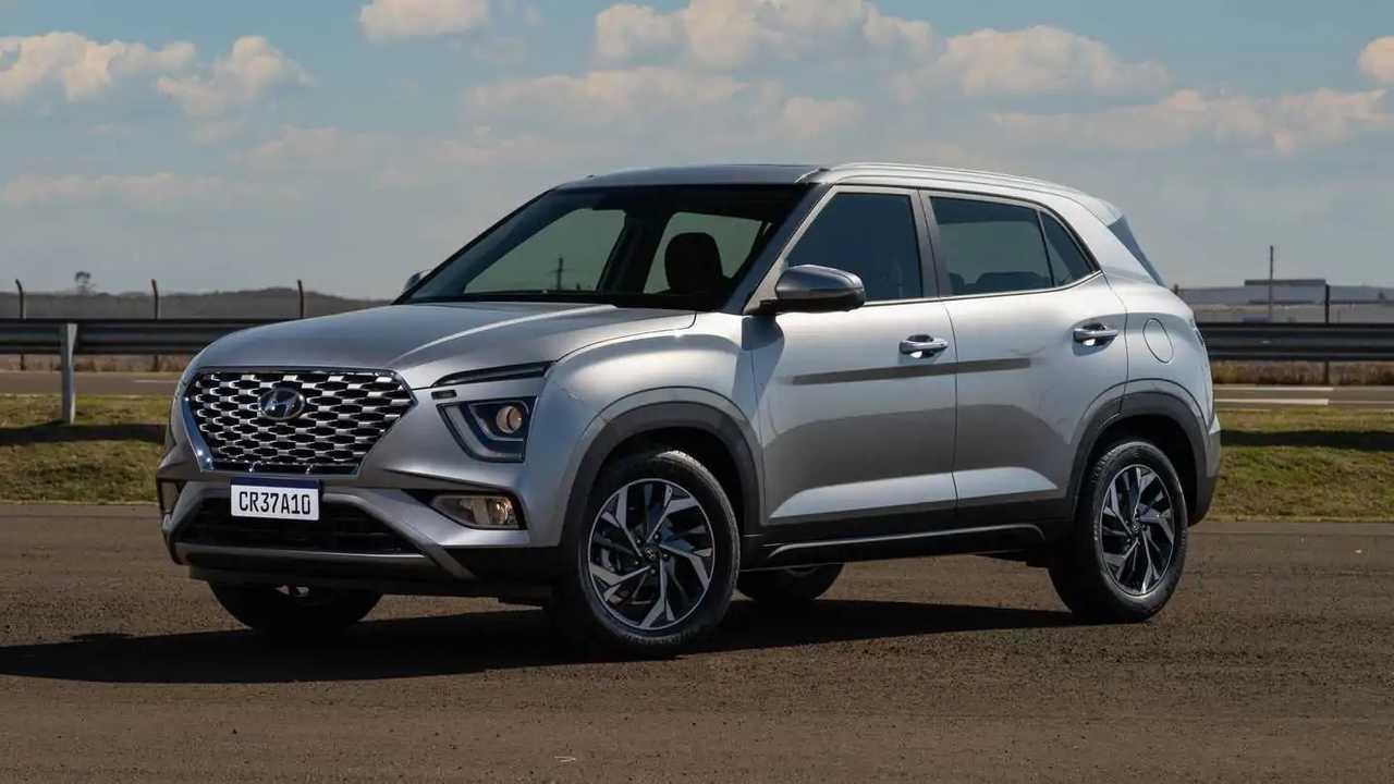 Hyundai Creta Platinum 2022