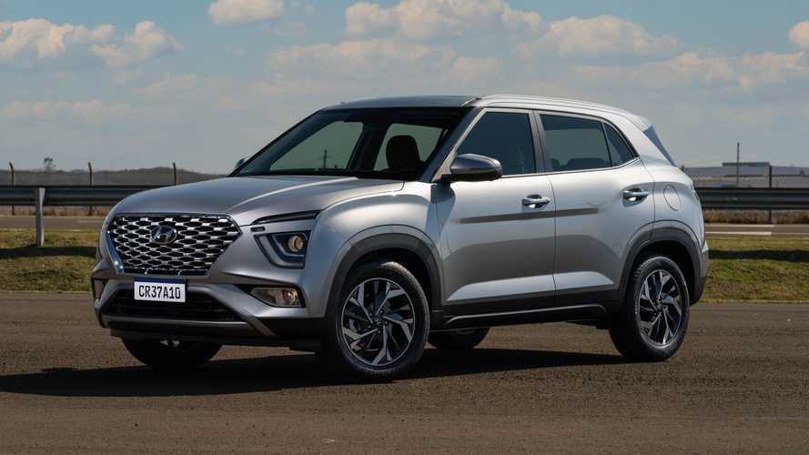 Hyundai Creta 2022 chega às lojas; versão topo fica mais barata