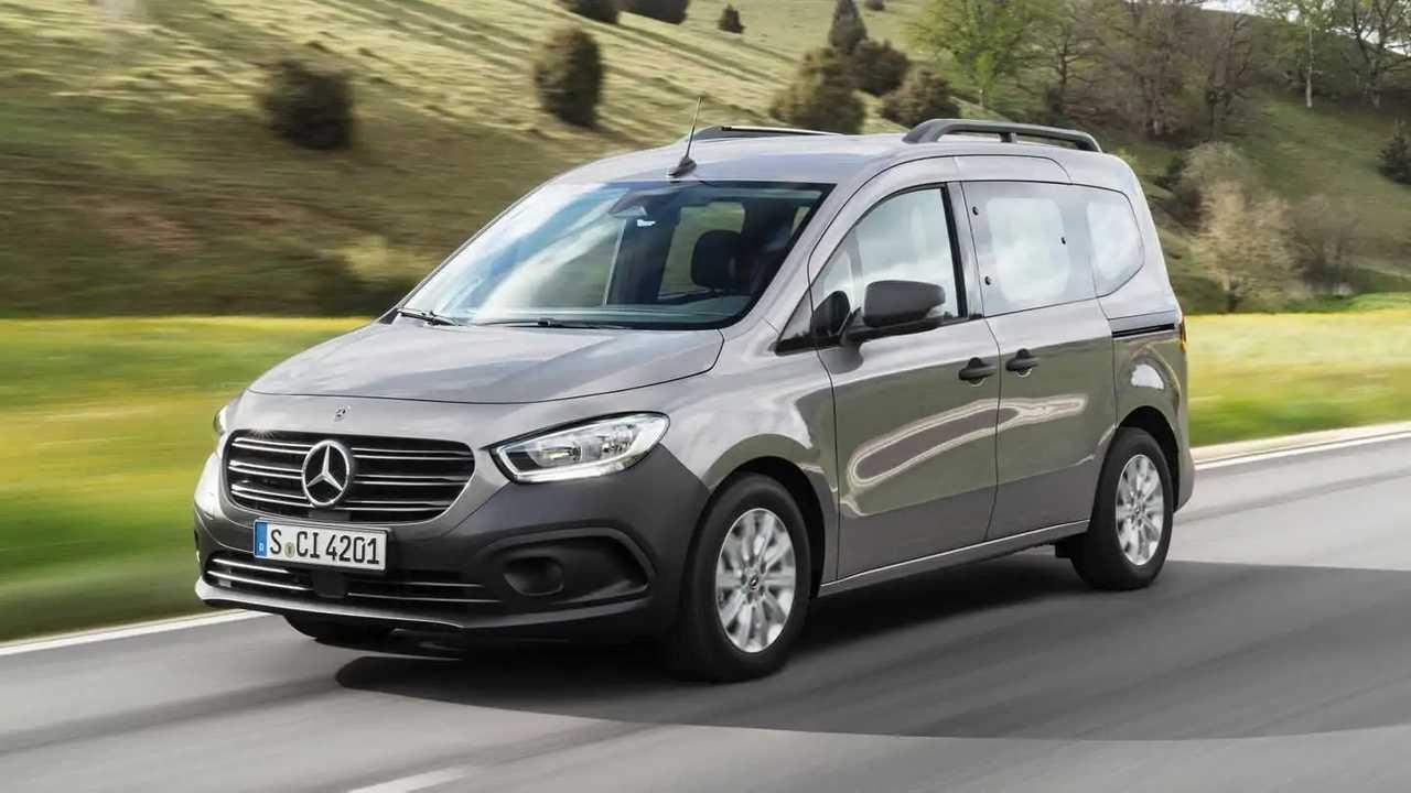 Mercedes-Benz Citan lead image