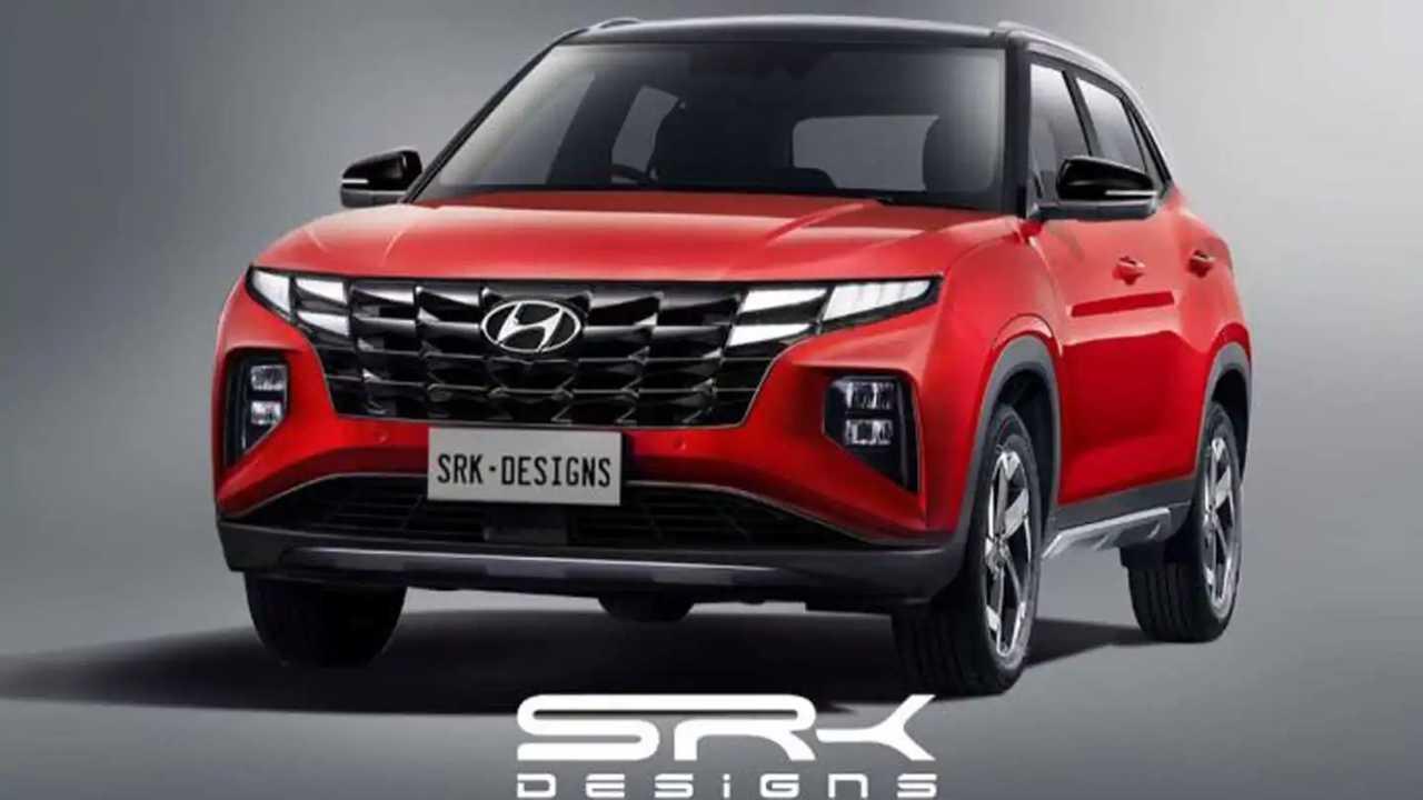 Hyundai Creta 2023 - Projeção