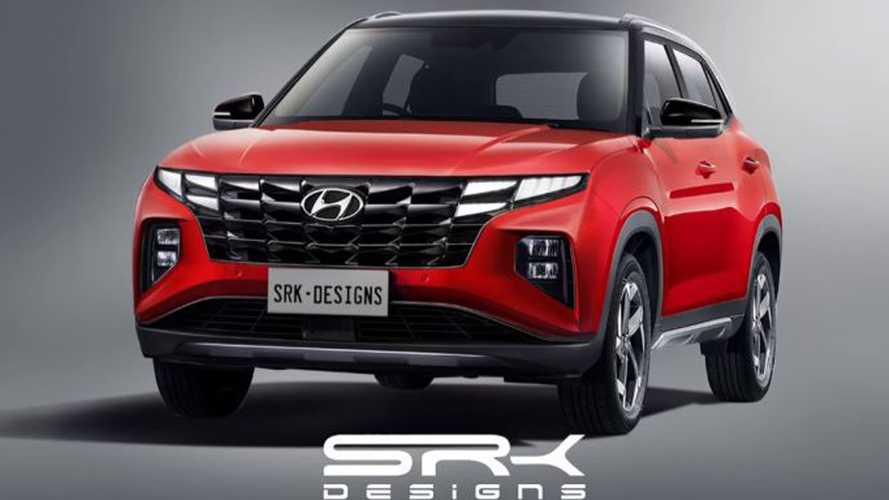 Projeção: Hyundai Creta corrigirá polêmicas e ganhará nova frente