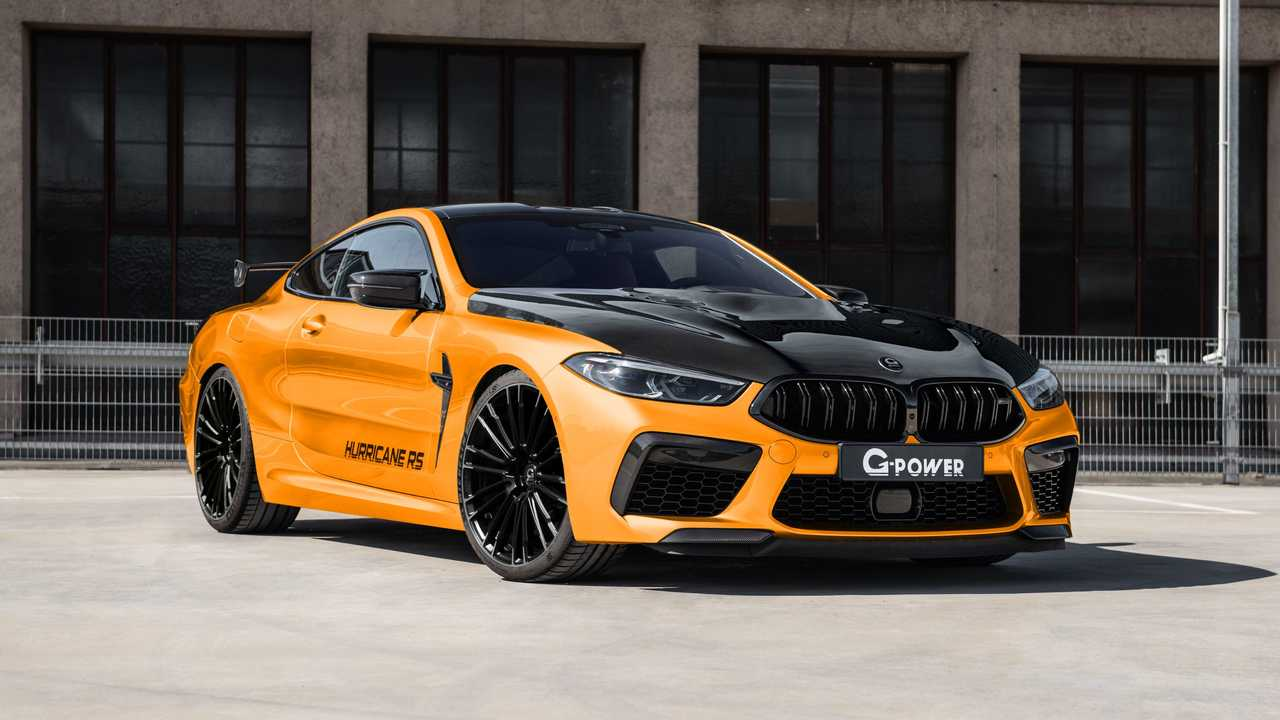 BMW M8 Competition by G-Power