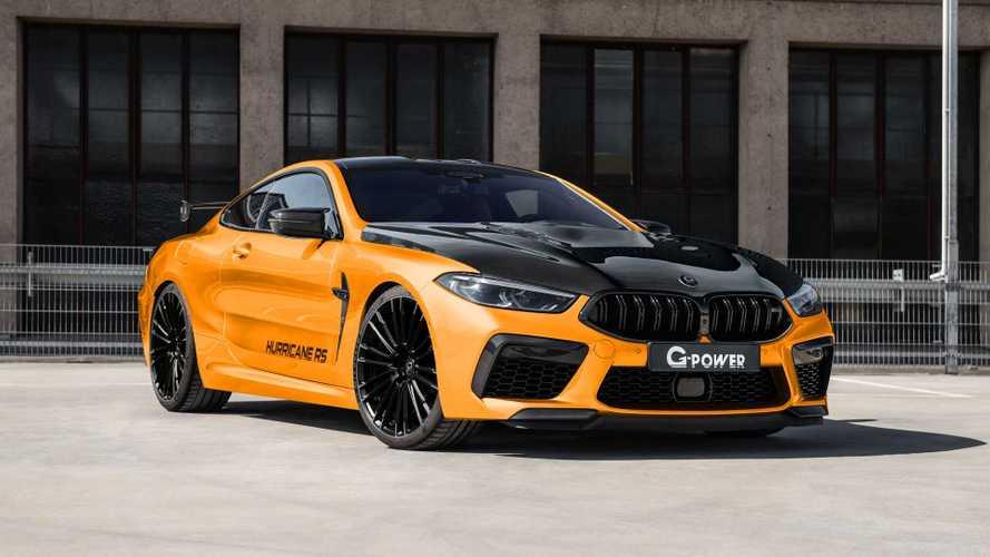 La BMW M8 Competition tocca 900 CV. Possono bastare?