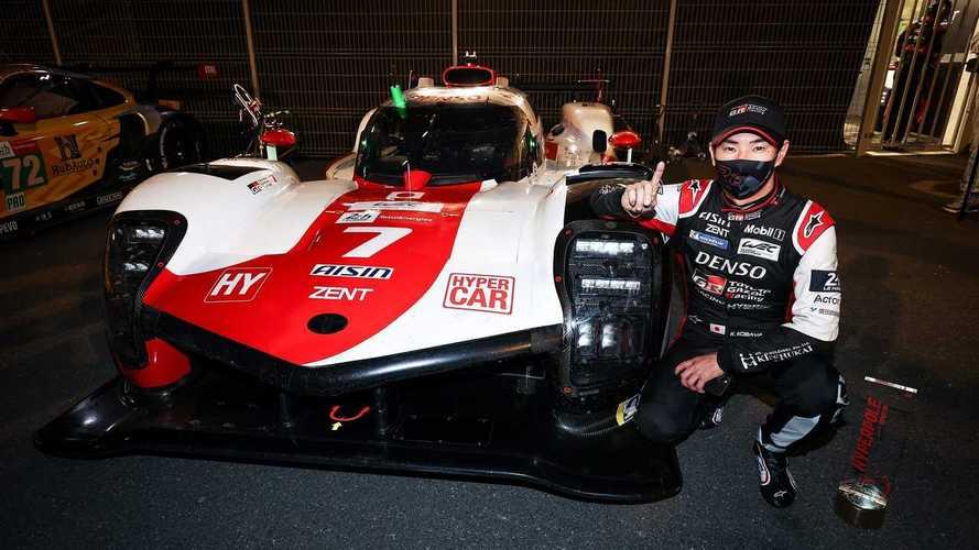 Toyota asegura la Hyperpole de las 24h de Le Mans; Molina, 2º