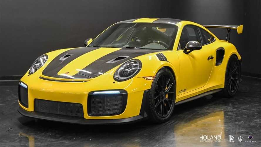 Check Out These Porsche 911 GT2 RS Examples For Sale