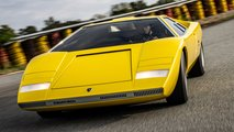 Lamborghini Countach LP 500: Neuaufbau zeigt sich im Detail