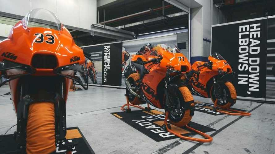 KTM RC 8C Track Experience