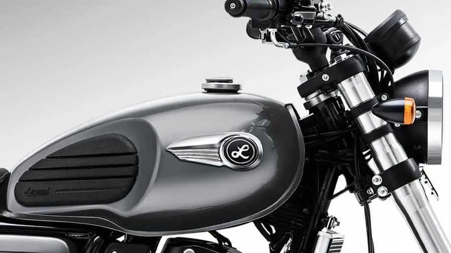 GPX Legend 250 Neo-Retro Roadster Breaks Cover