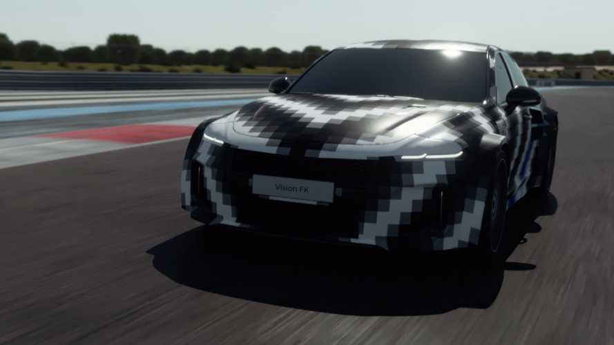 690-HP Hyundai Sports Car Previews Brand's Future Fuel Cell Strategy
