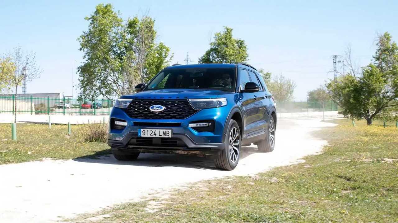Prueba Ford Explorer PHEV AWD ST-Line 2021