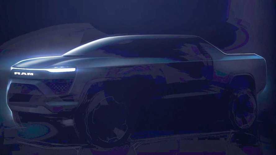 Ram 1500'ün tamamen elektrikli versiyonu 2024 yılında üretilecek