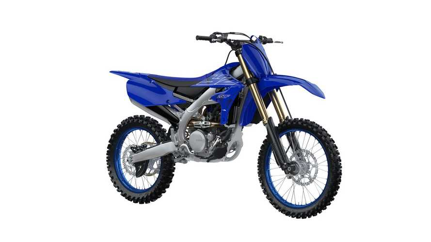 2022 Yamaha Four-Stroke Off-Road Lineup