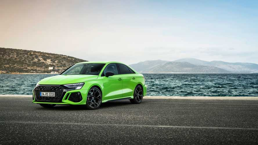 2022 Audi RS3: First Drive