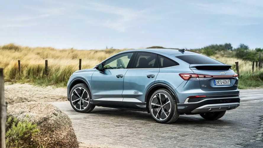 US: Audi Announces Q4 e-tron SUV And Sportback Prices