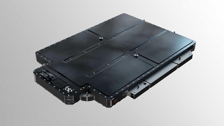 NIO Hybrid-Cell Battery Pack