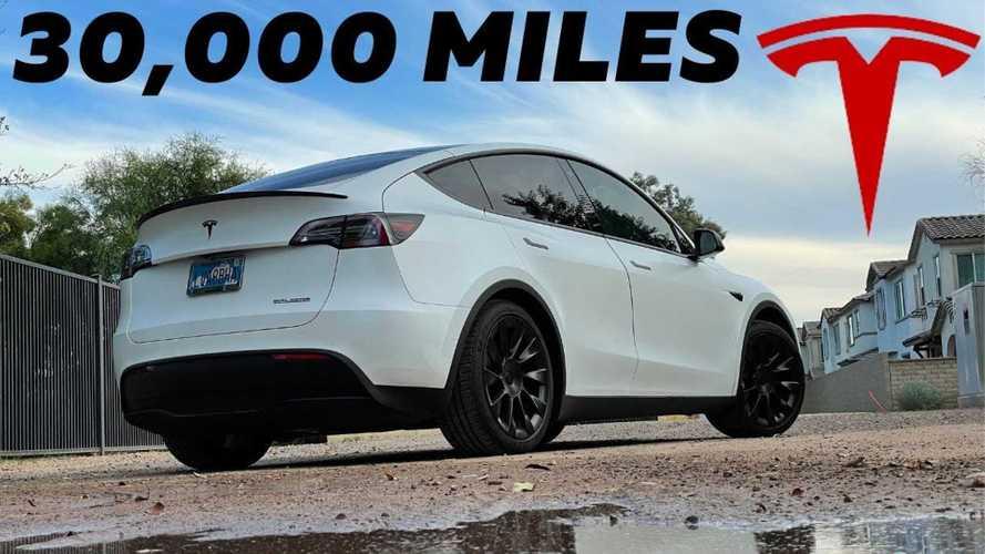 How's Tesla Model Y Holding Up After 30K Miles? Should You Buy?