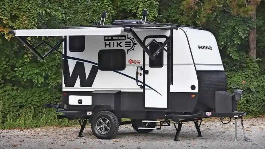 Winnebago Hike 100 caravane