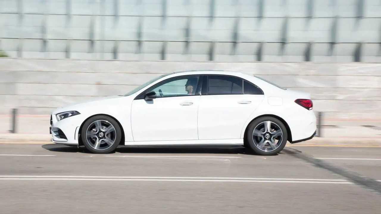 Prueba Mercedes-Benz A 200 Sedan 2021