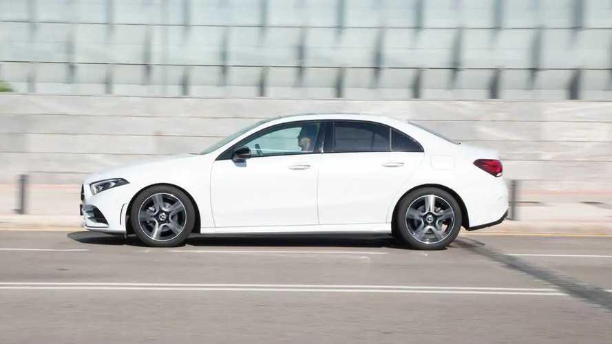 Prueba Mercedes-Benz A 200 Sedán 2021: elegante y distinguido