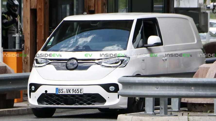 2022 Volkswagen ID Cargo