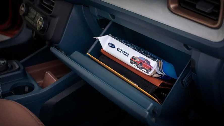 Ford Maverick Oreo Tie-In