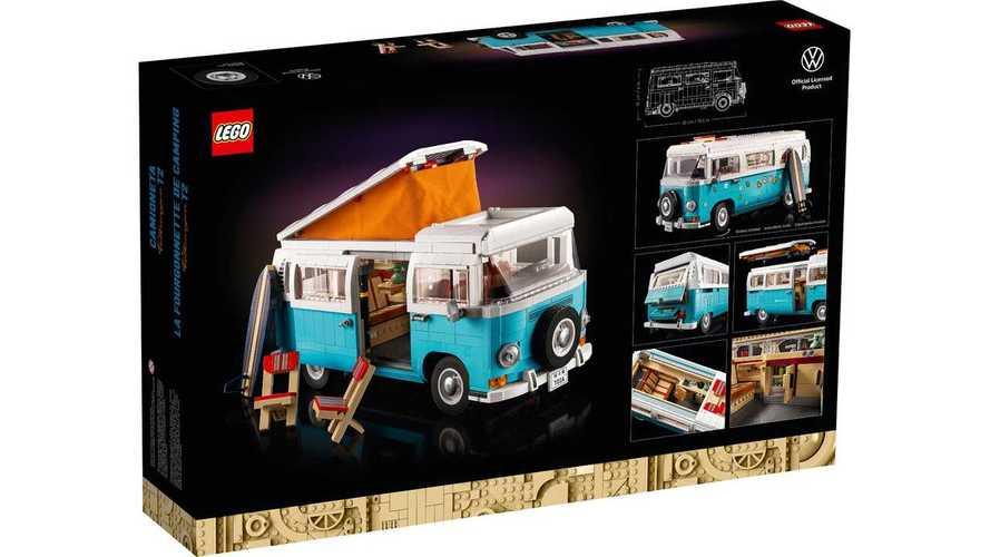 Lego Creator Expert Volkswagen T2 Camper Van
