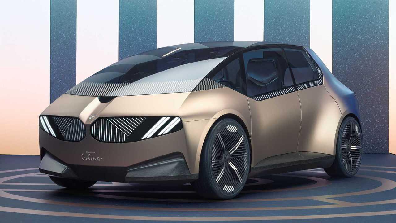 Циркуляр BMW и Видения (2021)