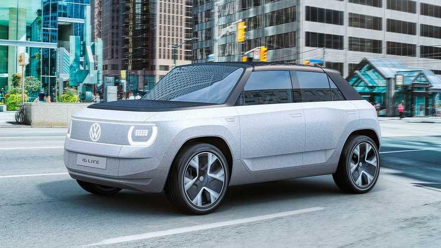 Volkswagen ID. LIFE: l'elettrica da 20.000 euro al Salone di Monaco
