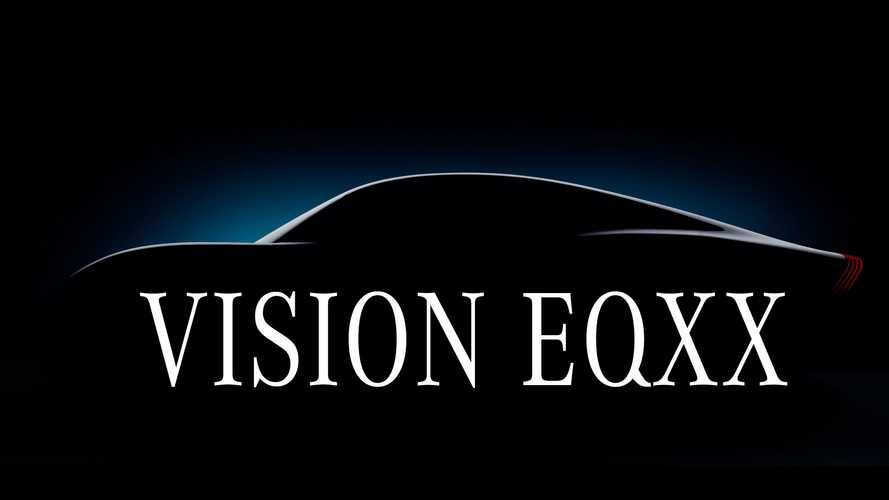 Mercedes Vision EQXX Concept Ability To Go Over 620 Miles On A Charge