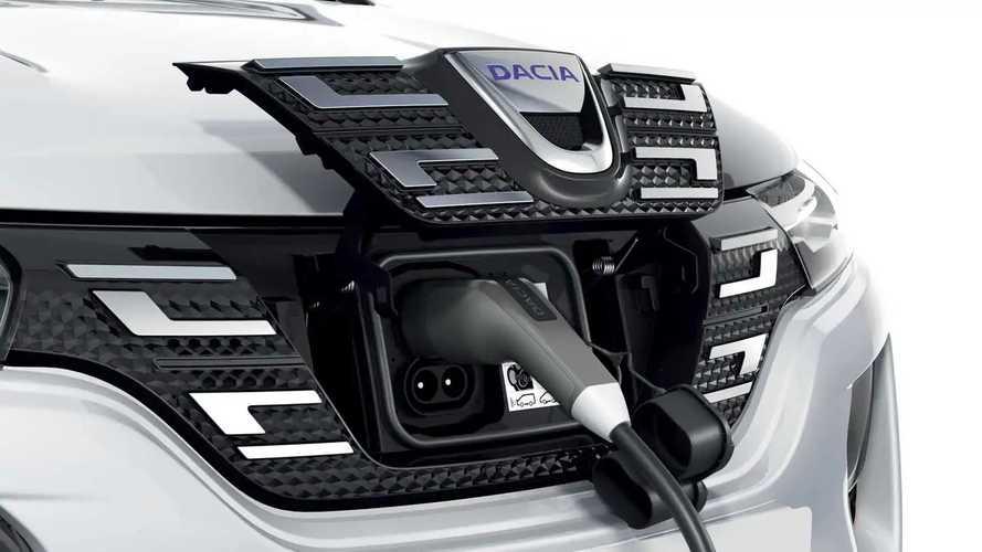 """Dacia plant günstige Hybride und """"elektrischen Sandero"""""""