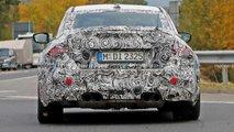 BMW M2 Competition (2023) mit fetten Endrohren erwischt