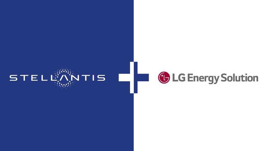 Stellantis produrrà batterie per auto elettriche in Usa con LG