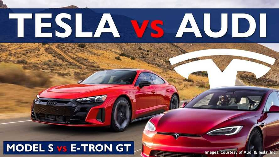 Audi e-tron GT Vs Tesla Model S: Which EV Sports Sedan Is Better?