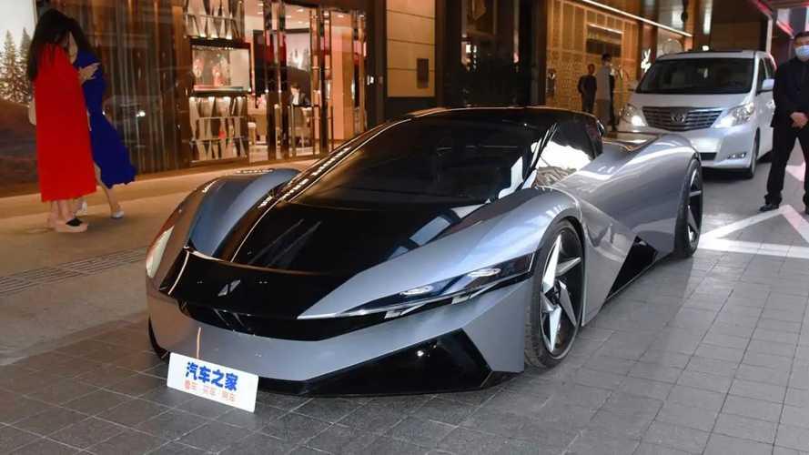Китайский Fano Auto бросит вызов Rimac Nevera