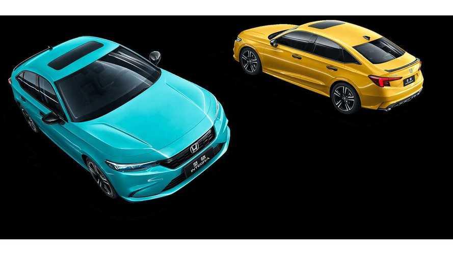 Civic'in sportif kuzeni Honda Integra Çin'de satışa sunuldu!