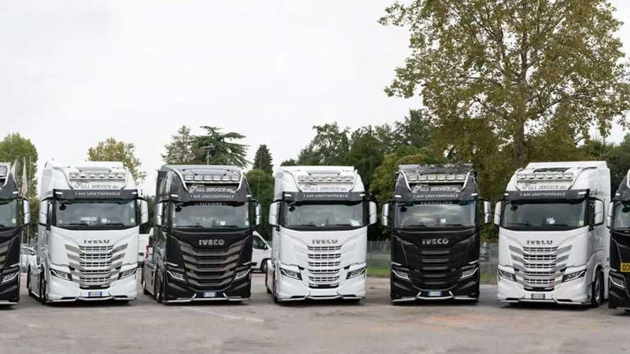 Iveco, forniti tre S-Way per la logistica e il soccorso stradale