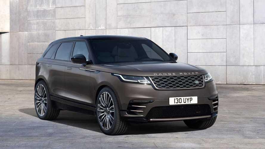 New Range Rover Velar Edition starts at just over £60k