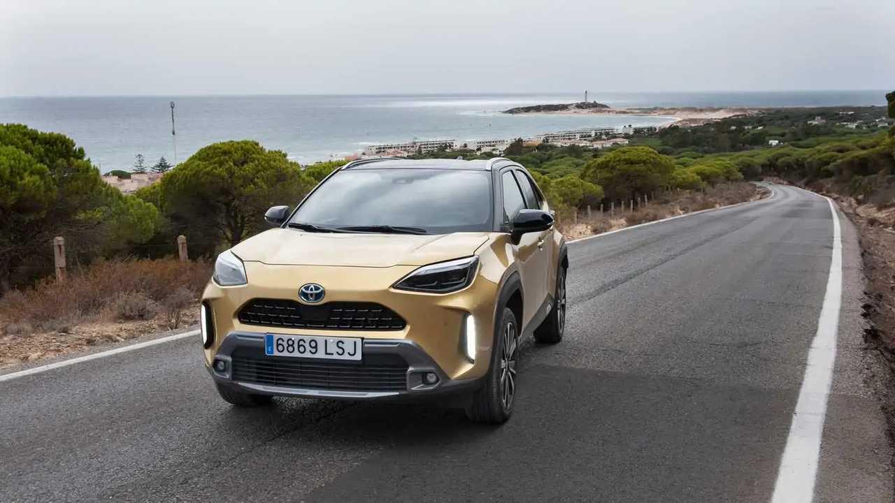 Primera prueba del Toyota Yaris Cross 2021, el nuevo SUV urbano de la marca