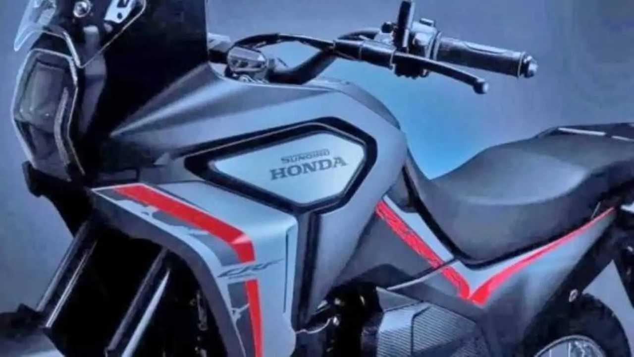 Honda CRF 190L - China
