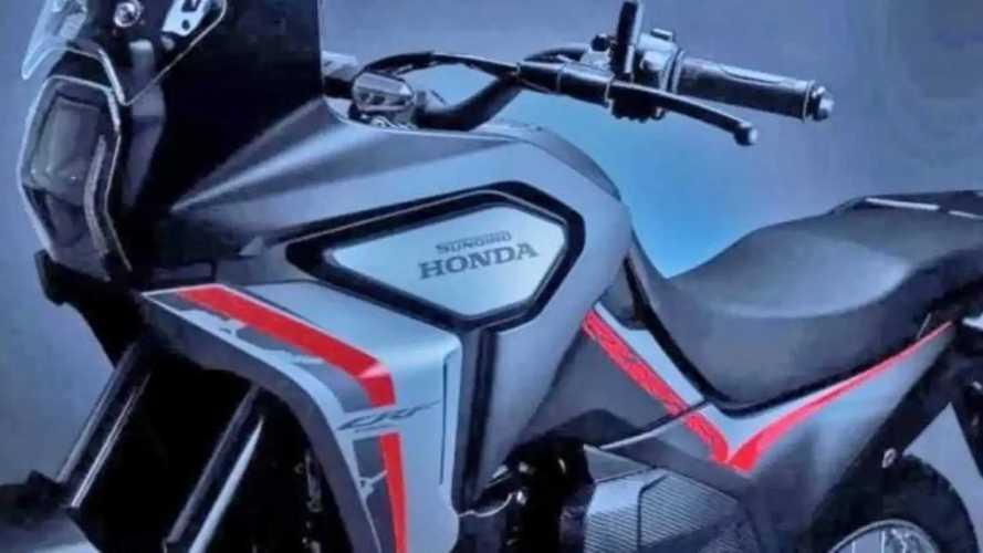 "Honda terá ""mini Africa Twin"" na China com motor da XRE 190"